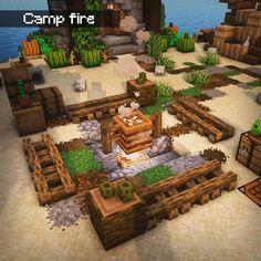 Minecraft Bauwerke, Construction Minecraft, Minecraft Welten, Minecraft Cottage, Cute Minecraft Houses, Minecraft Medieval, Minecraft House Designs, Minecraft Survival, Amazing Minecraft