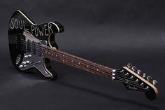 Morello's Soul Power Stratocaster