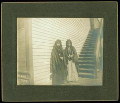 Daughter of Takes The Gun and Lucy Hawk Bear, in Pollock, South Dakota - 1904