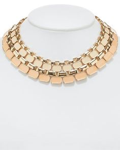 Monique Leshman Collar Necklace