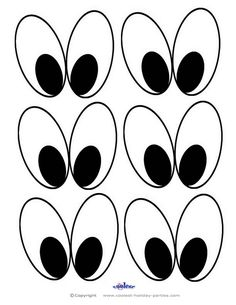 See 6 Best Images of Printable Eyes Nose Mouth Templates. Printable Monster Eye Templates Cartoon Eyes and Mouth Free Printable Eyes Jack O Lantern Mouth Clip Art Mouth Template Printable Easter Bunny Template, Bunny Templates, Templates Printable Free, Free Printables, Halloween Pictures, Halloween Art, Halloween Printable, Coloring For Kids, Coloring Pages