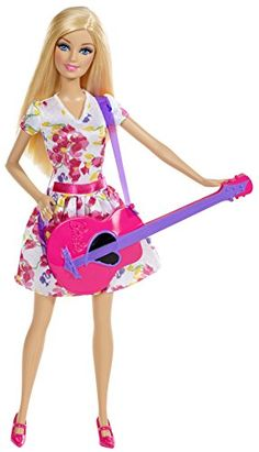 Careers Singer DollExplore new careers with the Barbie Career dolls! Like any smart professional they are ready to get the job done with all the right tools to showcase their skills! Barbie doll is a. Barbie Skipper, Barbie Toys, Hot Pink Shoes, Growing Up Girl, Barbie Accessories, New Dolls, Barbie Friends, Barbie World, Fashion Dolls