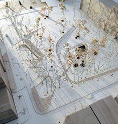 Eleftherias Square, Thessaloniki, GR | draftworks* 2013 Image of model