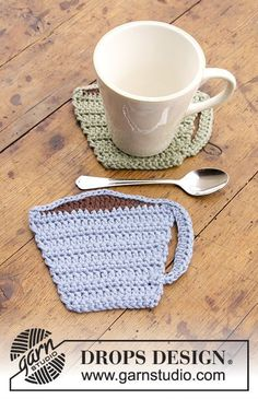 Breakfast Doughnuts / DROPS Extra 0-1383 - Free crochet patterns by DROPS Design
