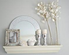 eclectic shelf decor - Shelf Decor