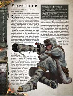 Sharpshooter (Warhammer Hammer of the Emperor) Warhammer Lore, Warhammer 40k Memes, Warhammer 40000, War Hammer, Scion, Space Marine, Monsters, Star Wars, Geek