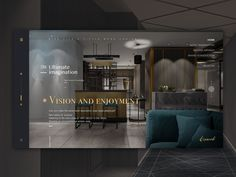 hotel website Hotel web design designed by Dragon-one for UIGREAT. Connect with them on Dribbble; the global community for designers and creative professionals. Web Design Studio, Site Design, Design Hotel, Web Design Trends, Web Design Inspiration, Web Layout, Layout Design, Hotel Sheets, Interior Balcony