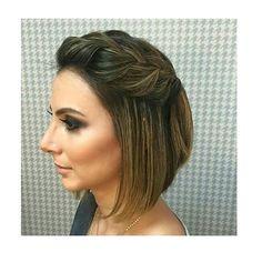 Trança em cabelo curto - Sépha Blog