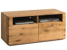 Dubový hifi stolek Dallas je k mání ve dvou barevných variantách - dub přírodní anebo dub pálený. Style Louis Xv, Dallas, The Unit, Entertaining, Cabinet, Storage, Texas, Furniture, Home Decor