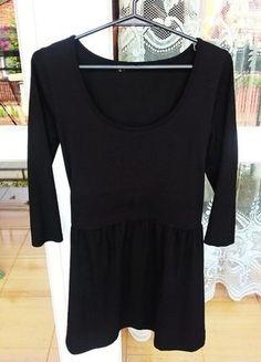 Kup mój przedmiot na #vintedpl http://www.vinted.pl/damska-odziez/krotkie-sukienki/15534679-sukienka-w-kolorze-czarnym-marki-h