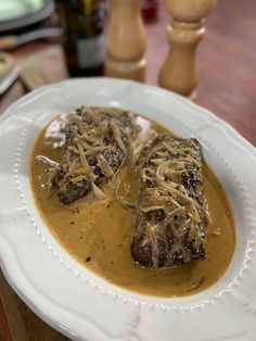 Ma recette de bavette sauce au poivre - Laurent Mariotte