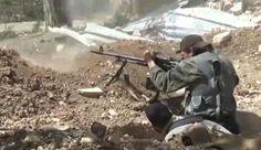 معارك متعددة الأطراف بحلب واللاذقية سوريا