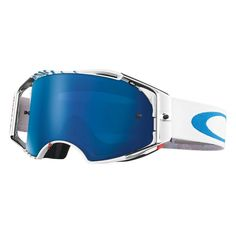 Oakley Airbrake RV High Octane Villopoto Ice Goggles