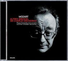 Mozart Piano Concertos  - Alfred Brendel - Decca