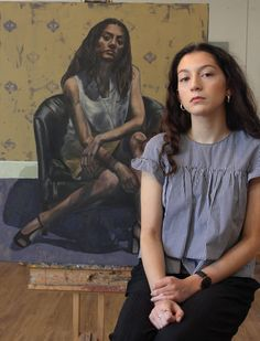 A Churcher's College student has been shortlisted for a prestigious art award. Libby Gervais's artwork 'Untitled Self' has been shortlisted for the 2017 Saatchi Gallery Art Prize for Schools. Saatchi Gallery, Arts Award, A Level Art, Magazines, Art Gallery, Community, Student, Lifestyle, Women