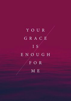 His grace is sufficient and covers EVERY sin!