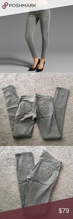 Siwy Stretch skinny jeans Stretch skinny jegging style jeans in sz 28 super cute jeans , sadly not my size , excellent used condition Siwy Jeans Skinny