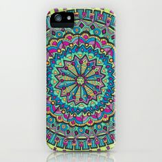 Vortex iPhone & iPod Case by Flammejumelle - $35.00