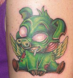 Pig Tattoos