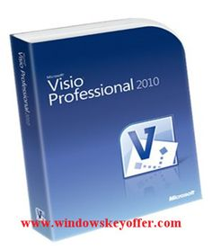 Visio professional 2010 retail versions with the download link and a genuine license key ,only $25.99