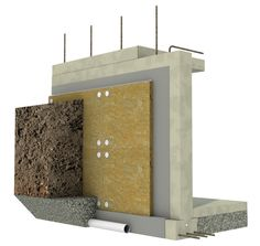 1000 images about insulation for construction on for Roxul stone wool insulation reviews