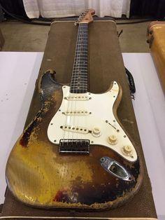 Fender Guitars – Page 4 – Learning Guitar Fender Stratocaster, Fender Guitars, Fender Relic, Electric Guitar Kits, Fender Electric Guitar, Fender Vintage, Vintage Guitars, Learn Guitar Chords, Fender Custom Shop