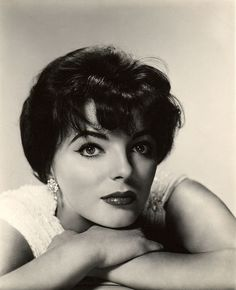 Joan Collins -- short and sexy!