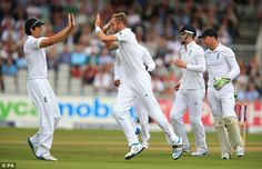 TOPSPIN AT THE TEST: England must beware history after fast start