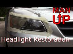 YouTube, headlight restoration