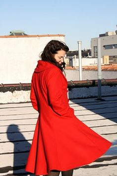Gertie's New Blog for Better Sewing: The Collected Coat Vlogs