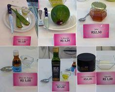 Fácil e barato: máscara caseira leva ingredientes que você compra no mercado (Foto: Mais Você/TV Globo)