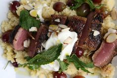 Spiced lamb and couscous – Recipes – Bite