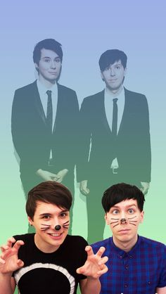 My Ovaries Exploded From Feels Iphone Wallpaper Dan And Phil Wallpapers