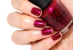 Nordic collection by OPI | Thank Glogg It's Friday! | via Nailderella