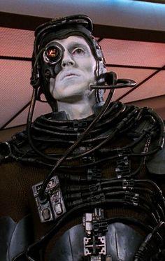 From the We Are Borg Assimilation Archive Star Trek Borg, Star Wars, Resistance Is Futile, Aliens, All Star, Cyber, Beast, Sci Fi, Archive