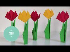 Bloemen knutselen – 30+ Leuke ideeën om bloemen te maken   Lady Lemonade Fun Crafts, Diy And Crafts, Crafts For Kids, Paper Crafts, Act For Kids, Paper Flowers, Origami, Bubbles, Tableware