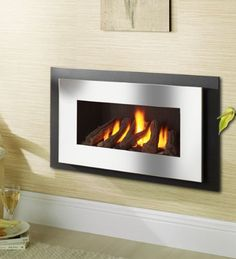 Crystal Fires Miami High Efficiency Hole In The Wall Gas Fire