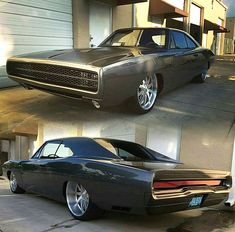 Awesome '70 Dodge Charger