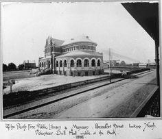 Perth Museum, 1898.