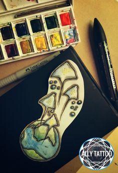Instagram @aleksandraallyalien // snapchat @allycecillotus // Facebook @allytattooartistsasylum #tattoo #tattoos #inkwell #tattedup #chesttattoo #amazingink #tattooartist #allyalien #allytattooartistsasylum #dreamtattoo #oceantattoos#inktober #inkedlife #tattoolife #bodyart #tattooart #inkedgirl #polishgirl #poland #polandtattoos