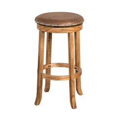 """Lowest price online on all Sunny Designs Sedona 24"""" Swivel Counter Stool in Rustic Oak - 1782RO"""
