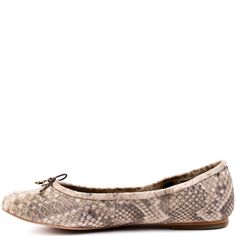 Sam Edelman   Felicia - Black and White Snake