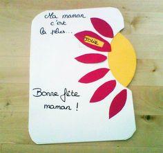 Carte disque - Bricolage enfant - Momes.net