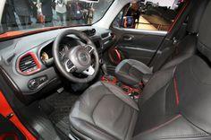 2015 Jeep Renegade Sedan Interior Jeep Wrangler Renegade, Fiat 500l, Compare Cars, Jeep Cars, 2015 Trends, Latest Cars, My Ride, Volkswagen, Car Seats