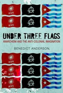 """On resistance and the 'margins' of Southeast Asia"" Under three flags: Anarchism and anti-colonial imagination by Benedict Anderson For more info: http://www.cseashawaii.org/2014/02/on-resistance-and-the-margins-of-southeast-asia/ #SeaBookshelfSpotlight"