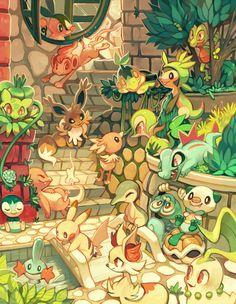ilustracoes de pokemon melhores imagens de pokemon 8