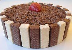 Sweet Recipes, Cake Recipes, Chocolates, Sweets Cake, Breakfast At Tiffanys, Love Chocolate, Cake Decorating, Sweet Treats, Cheesecake