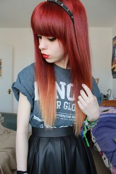 Kinda what I had done to my hair last time around.... wanna get it done again, maybe have Toby or Amber do it?
