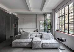 apartamento estilo industrial Londres 1