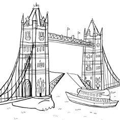 TOWER BRIDGE by Nina Cosford